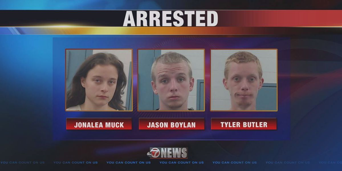 Three arrested in Altus, accused of human trafficking