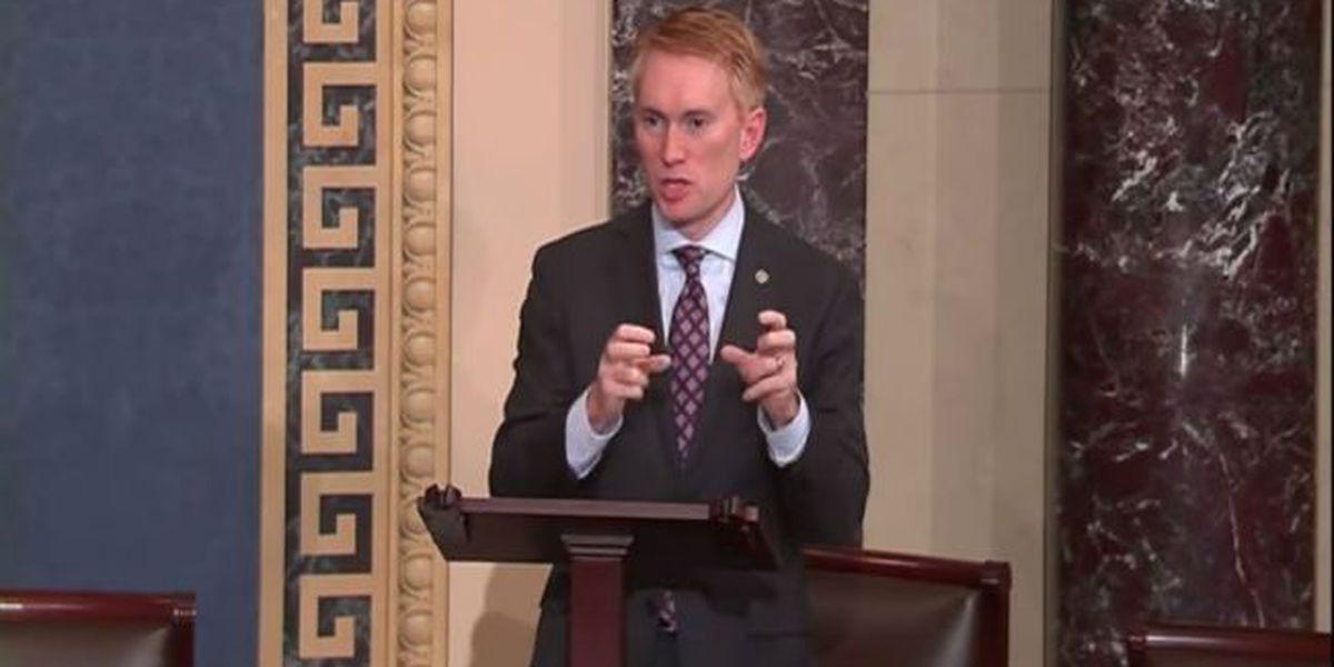 OK Sen. James Lankford introduces defund Planned Parenthood bill