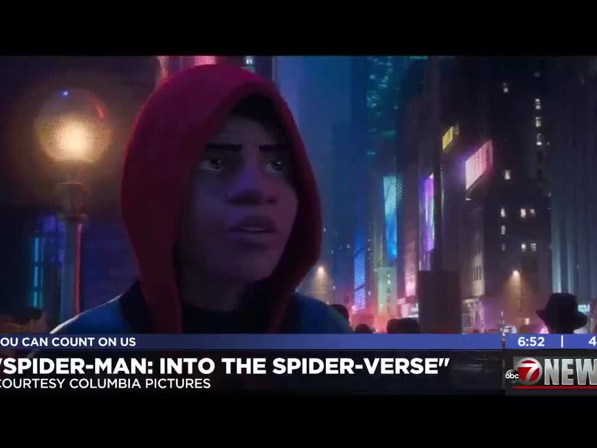 7News Movie Reviews: Spider-Man: Into the Spider-Verse