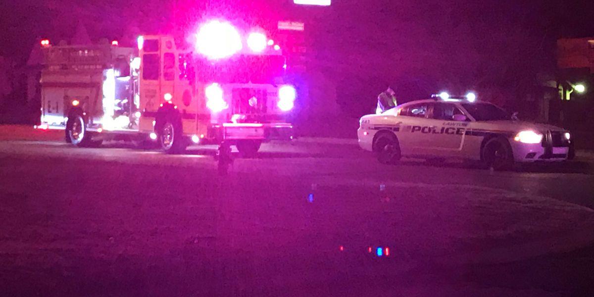 LPD: Pedestrian hit by car Friday night