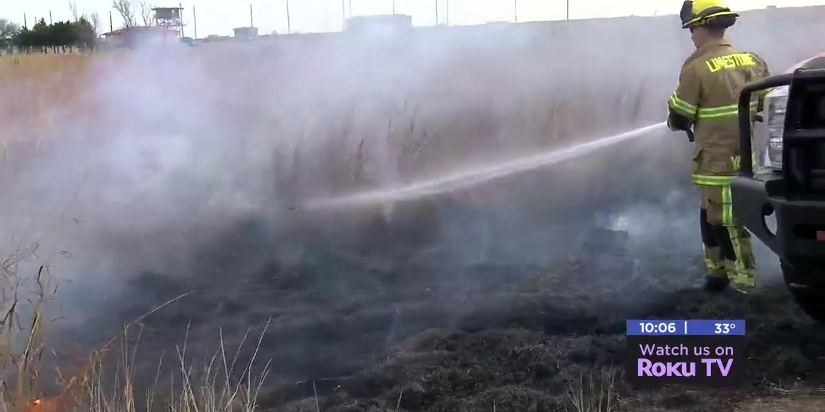 Destry Horton Wildland Training may cause smoke coming from Fort Sill east range