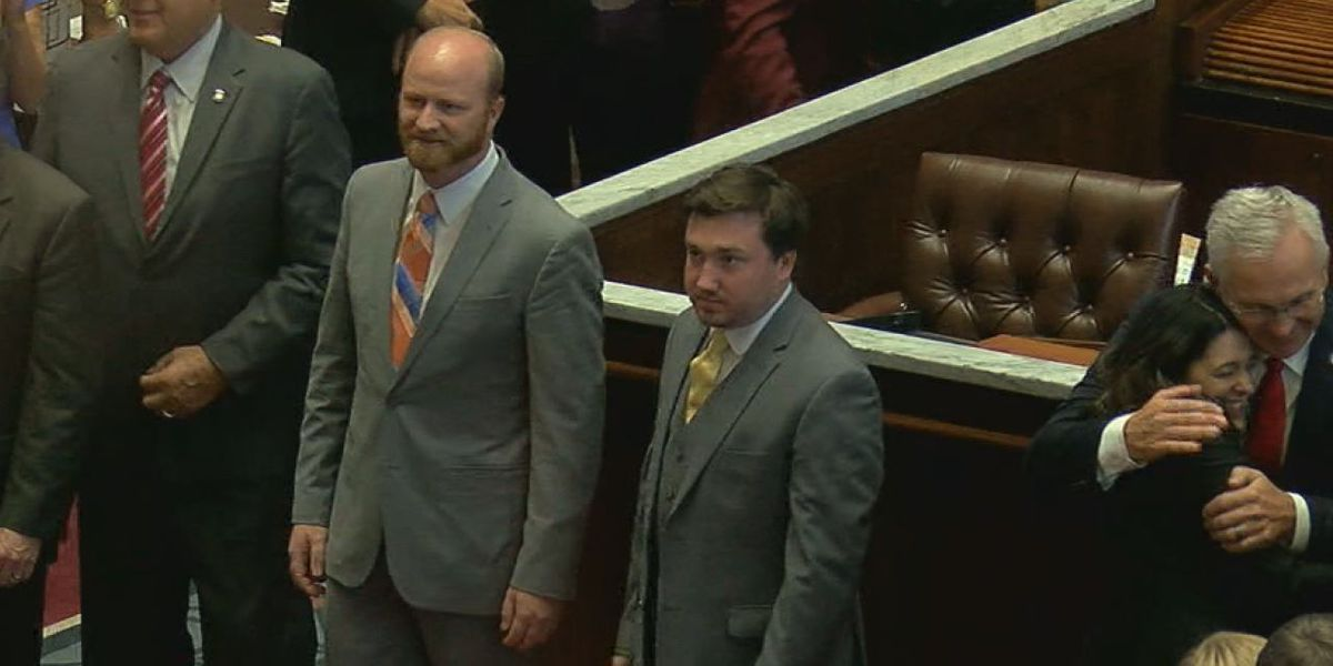 SWOK senators sworn in at state capitol