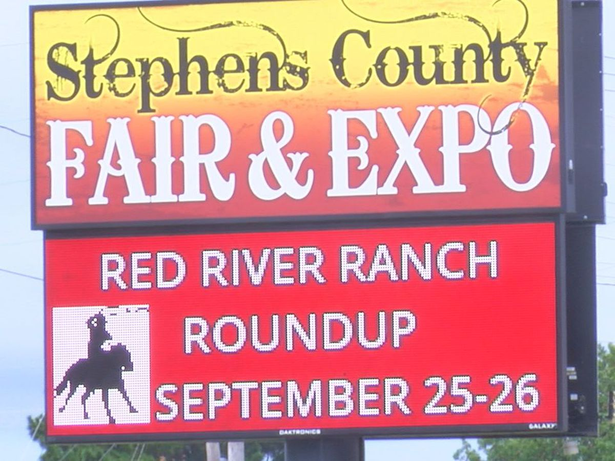 Annual Red River Ranch Rodeo happening in Duncan this weekend