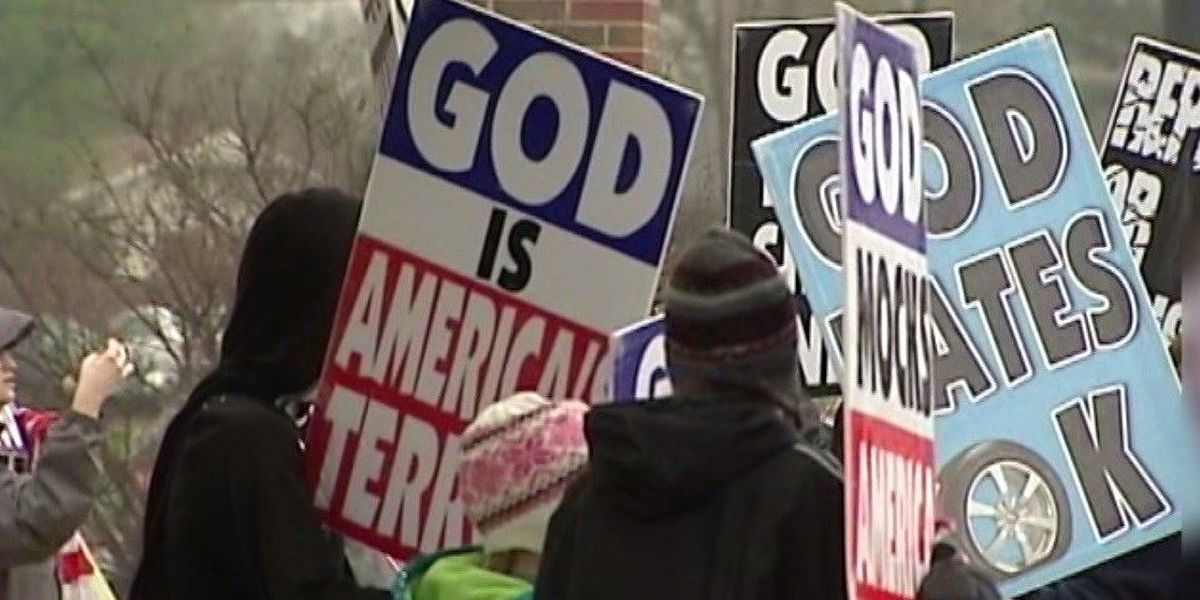 Westboro Baptist Church to protest in Oklahoma