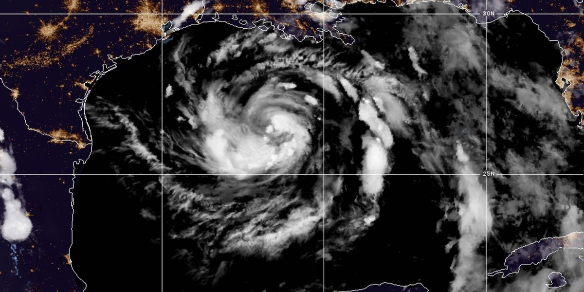 Tropical Storm Hanna forms; Gonzalo strength remains steady