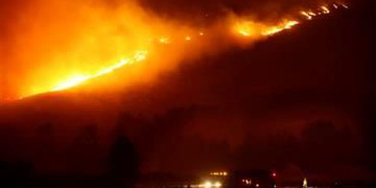 3 firefighters killed after 'hellstorm' overtook vehicle