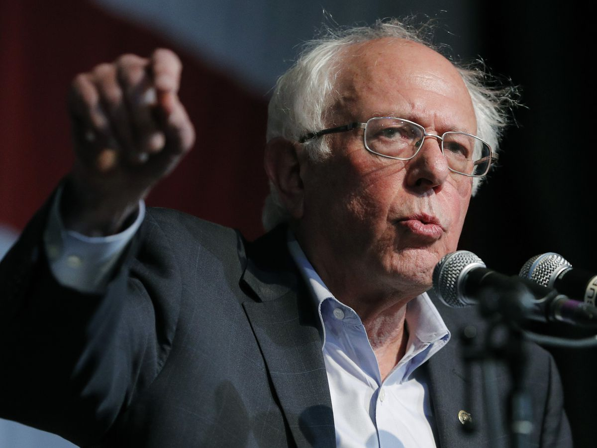 Bernie Sanders to speak in Lawton