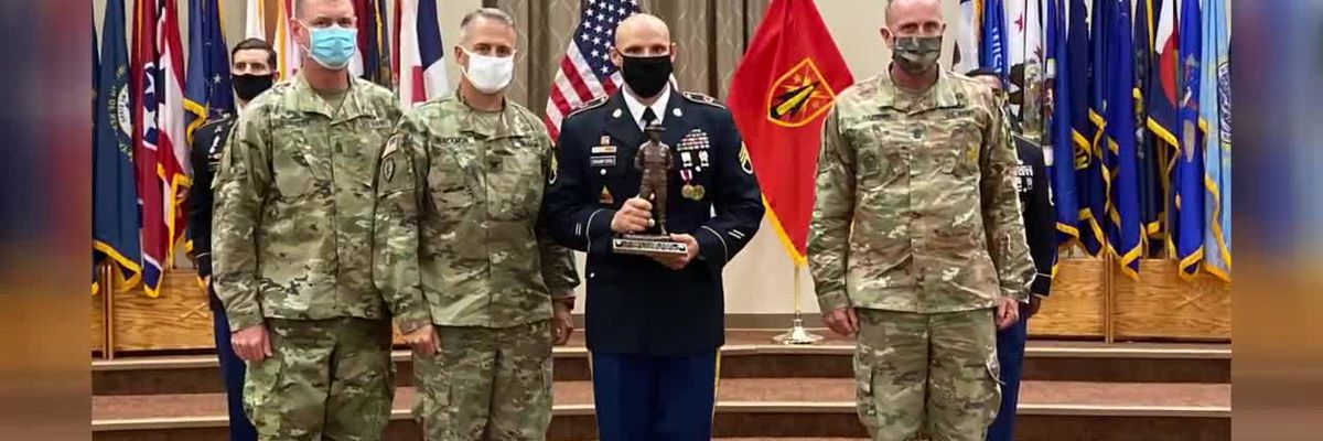 Fort Sill FCoE 2020 Drill Sergeant of the Year selected