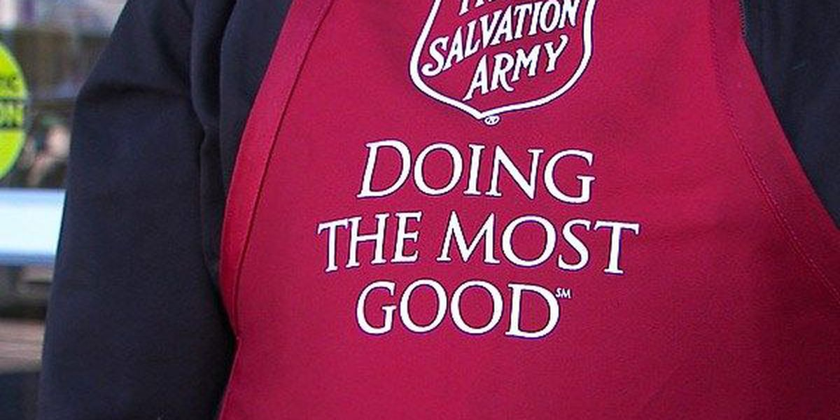 The Lawton Salvation Army unit is being deployed to Corpus Christi