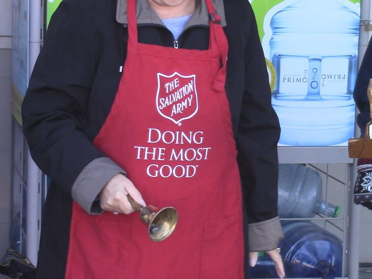 Lawton Salvation Army kicks-off red kettle campaign