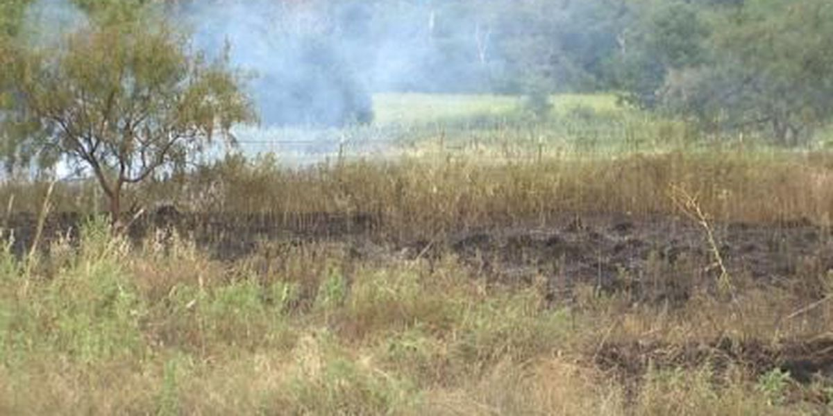 Controlled burn gets out of control
