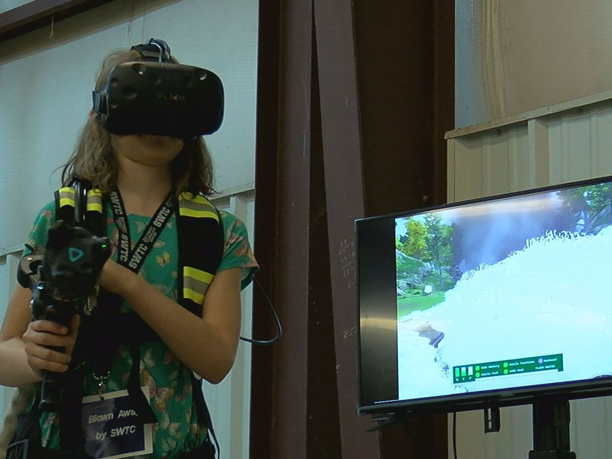 Students have fun-filled STEM day at Southwest Technology Center