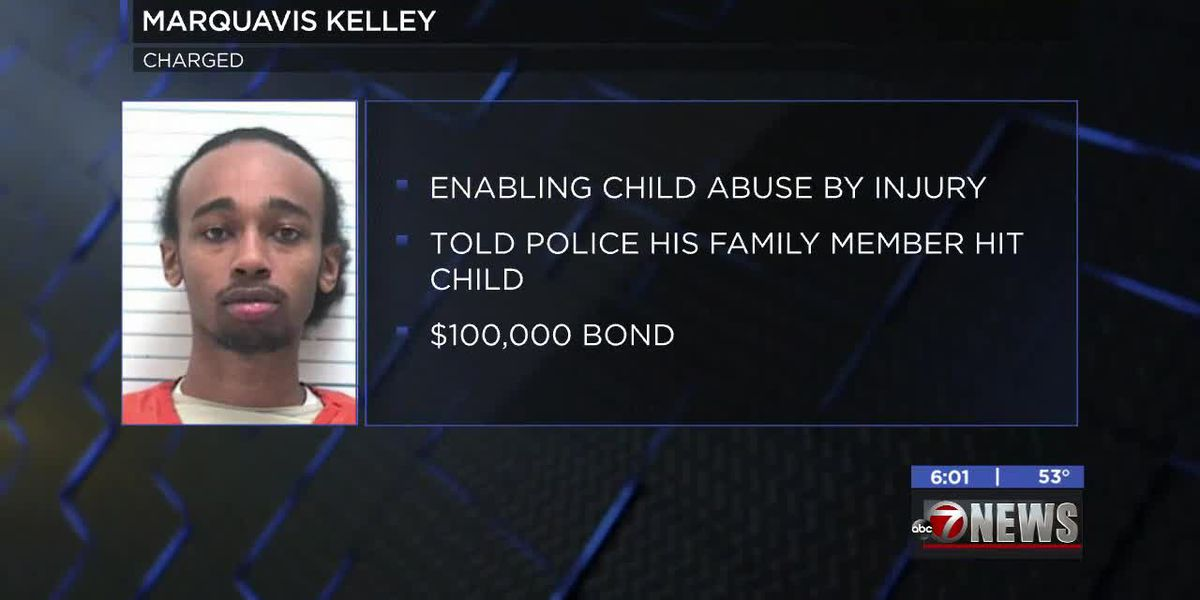Man charged in toddler's death