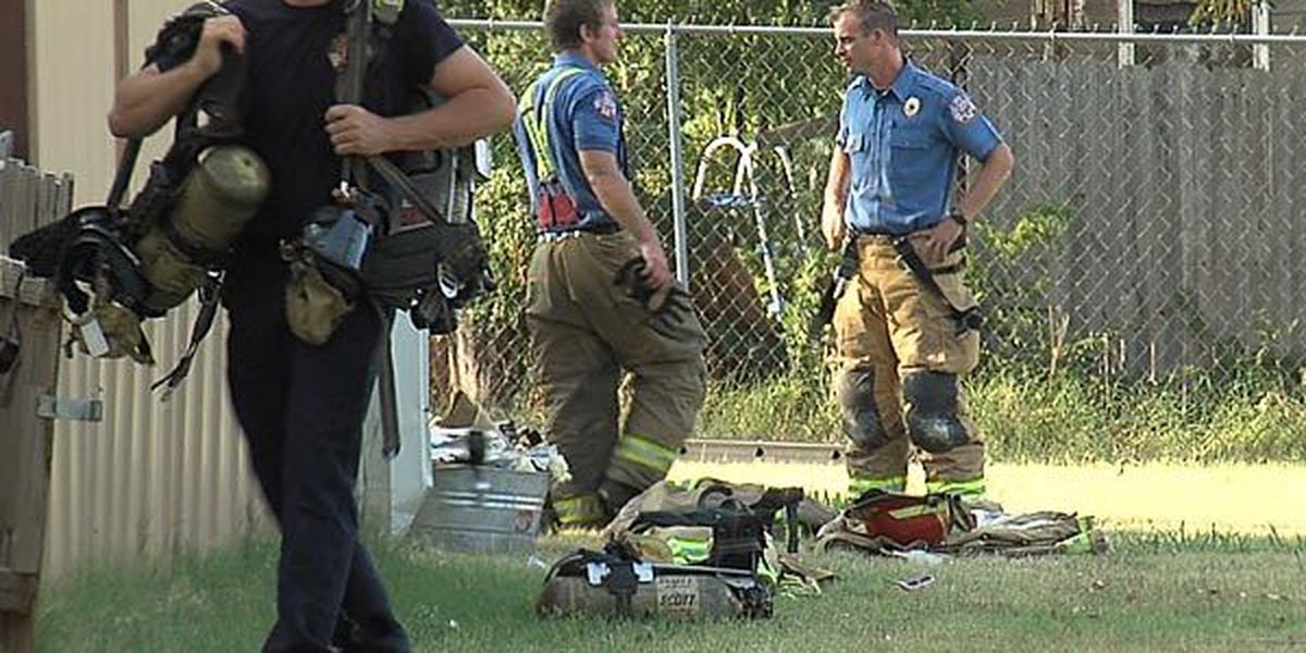 Electrical problem blamed for morning fire