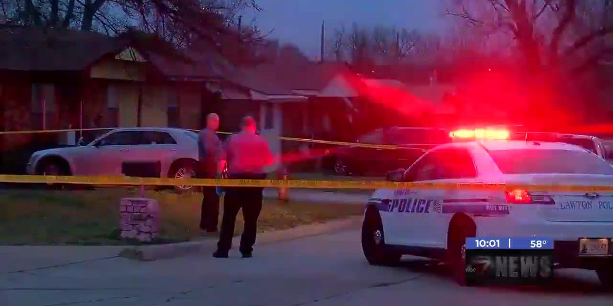 Man sent to hospital after shooting in northwest Lawton