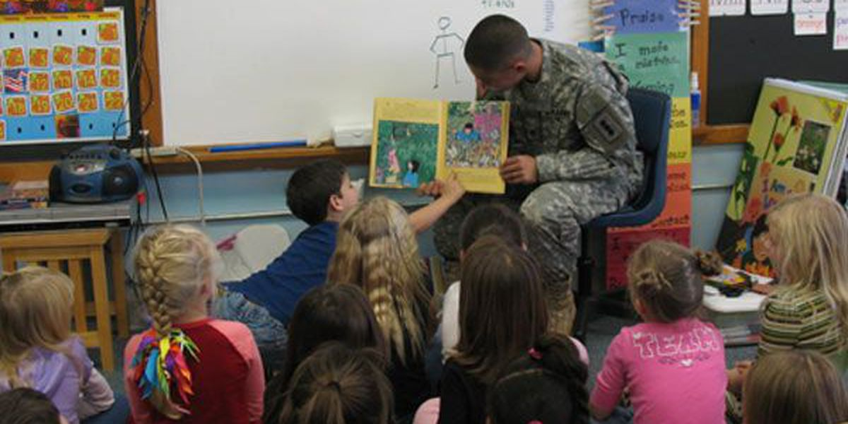 Volunteers needed for the Readers and Leaders program at Duncan Public Schools