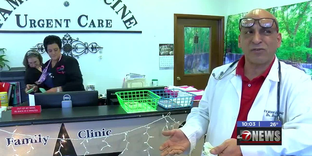 Local doctors explain the dangers linked with freezing temperatures