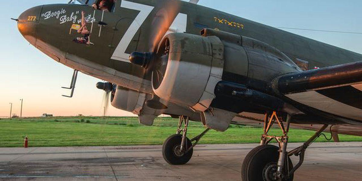 Oklahoma woman recalls WWII