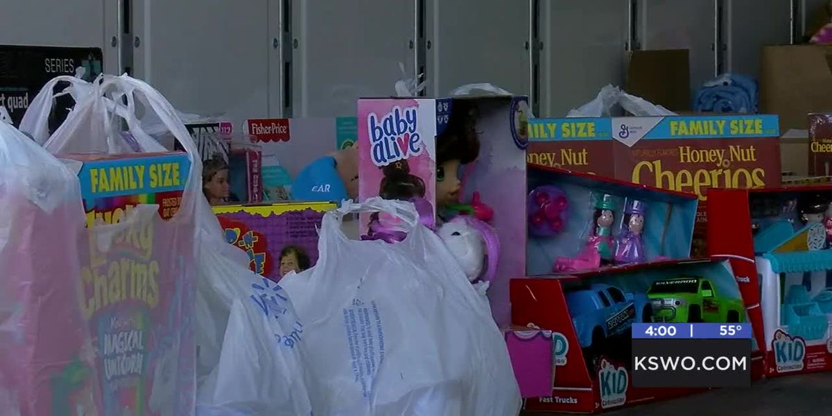 Community support for Share Your Christmas and Angel Tree helps local families
