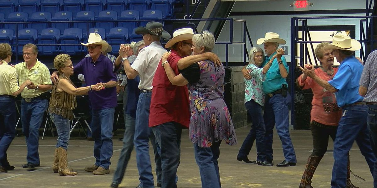 Western swing music on display at Lawton event