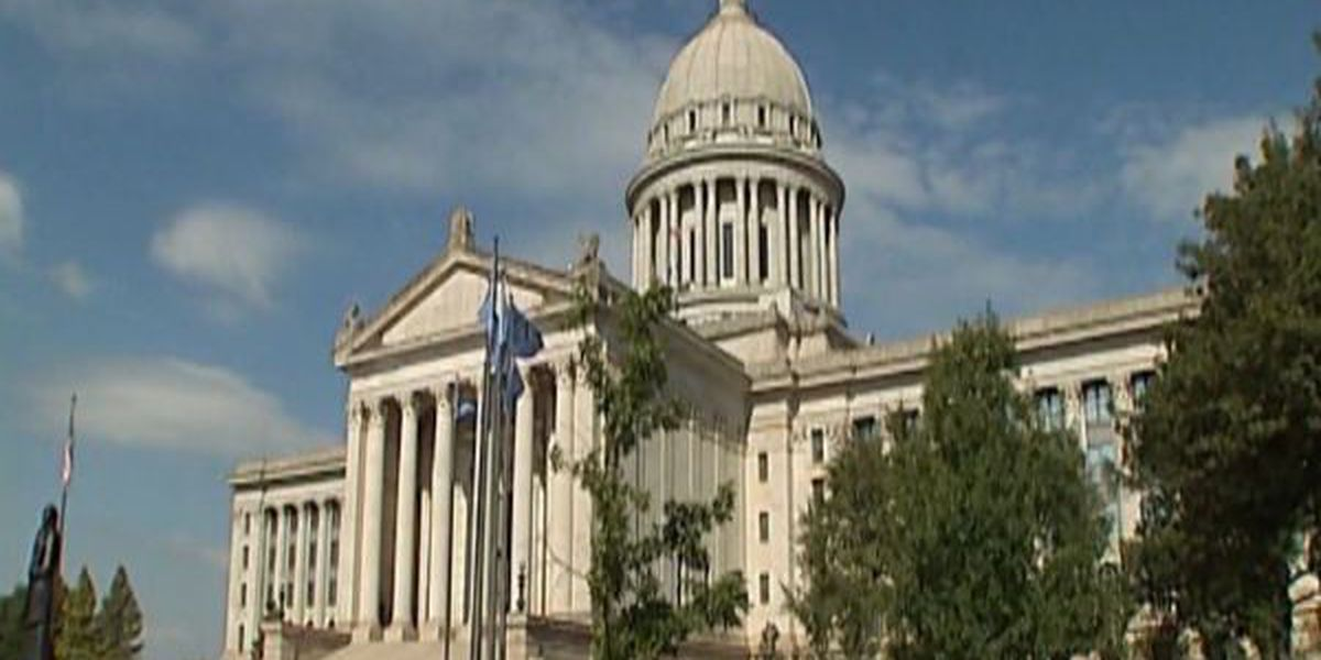OK state auditor being evicted from Capitol