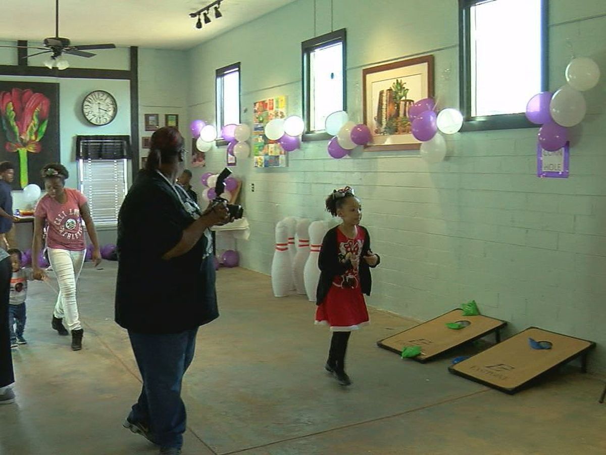 One Church One Child - Lawton hosts family fun fest