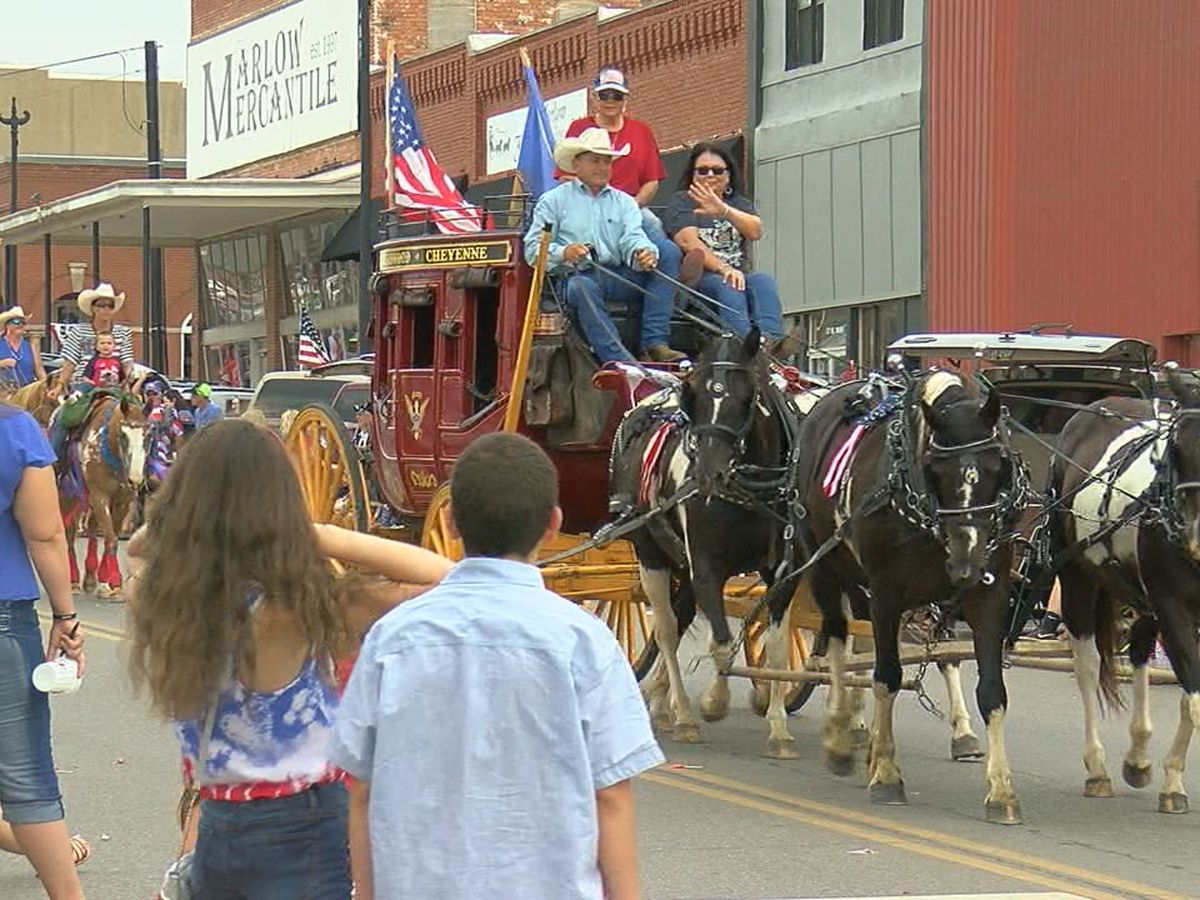 Marlow confirms Fourth of July parade, events will happen as planned
