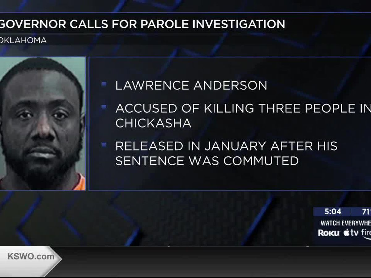 OSBI asked to investigate state's pardon and parole board