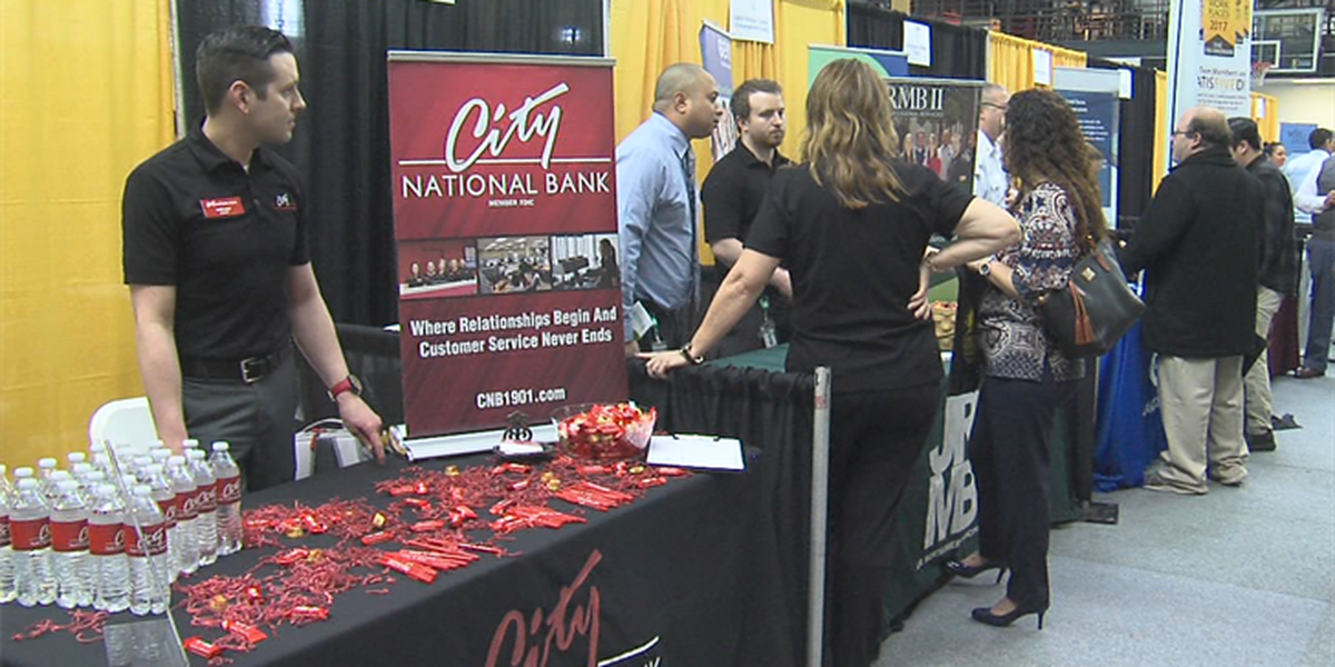 Cameron's Red River Career Expo continues to grow