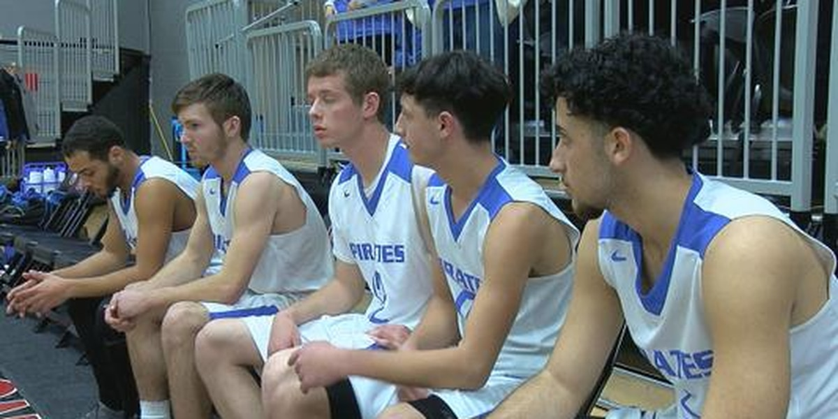 Cyril boys only area team left standing after Day One of Class A, B State Tournaments