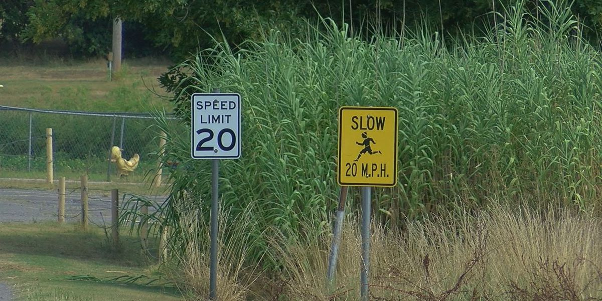 Geronimo lowers speed limit, changes road direction