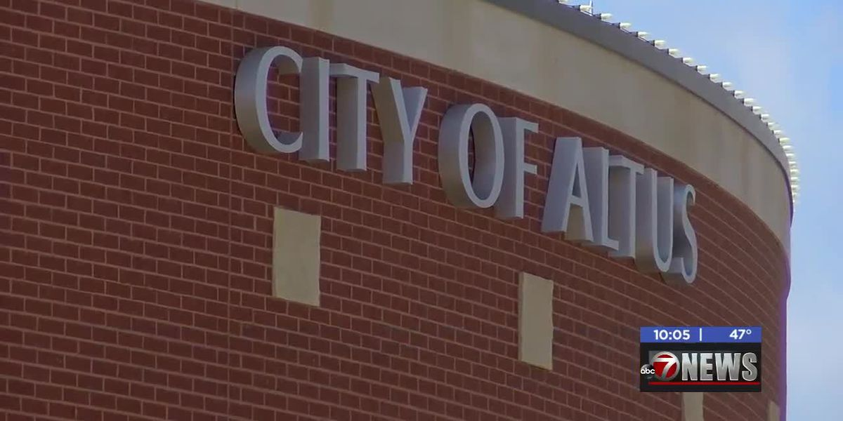 City of Altus orders all bars close, dine-in facilities
