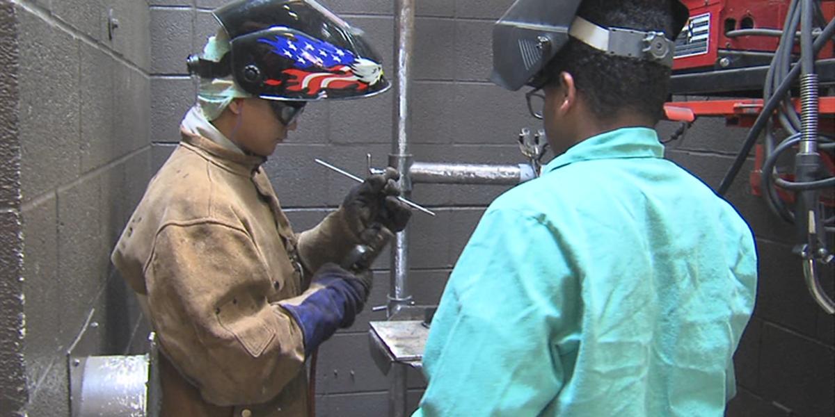 Sophomore students explore careers at GPTC