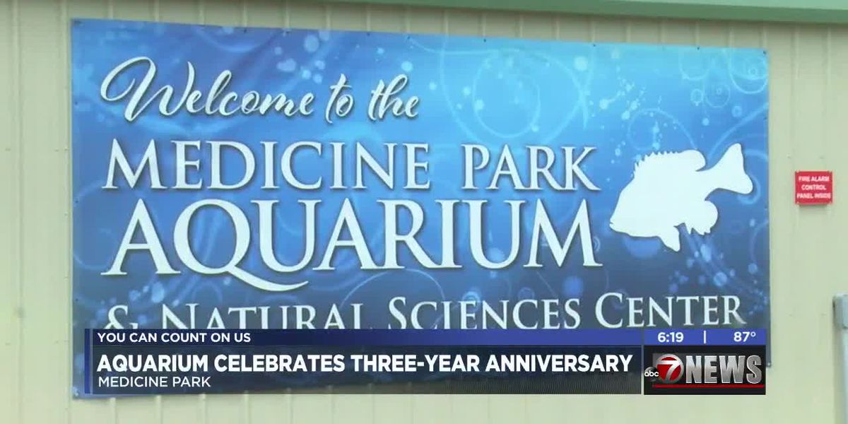 Local Aquarium opened their doors to Southwest Oklahoma three years ago