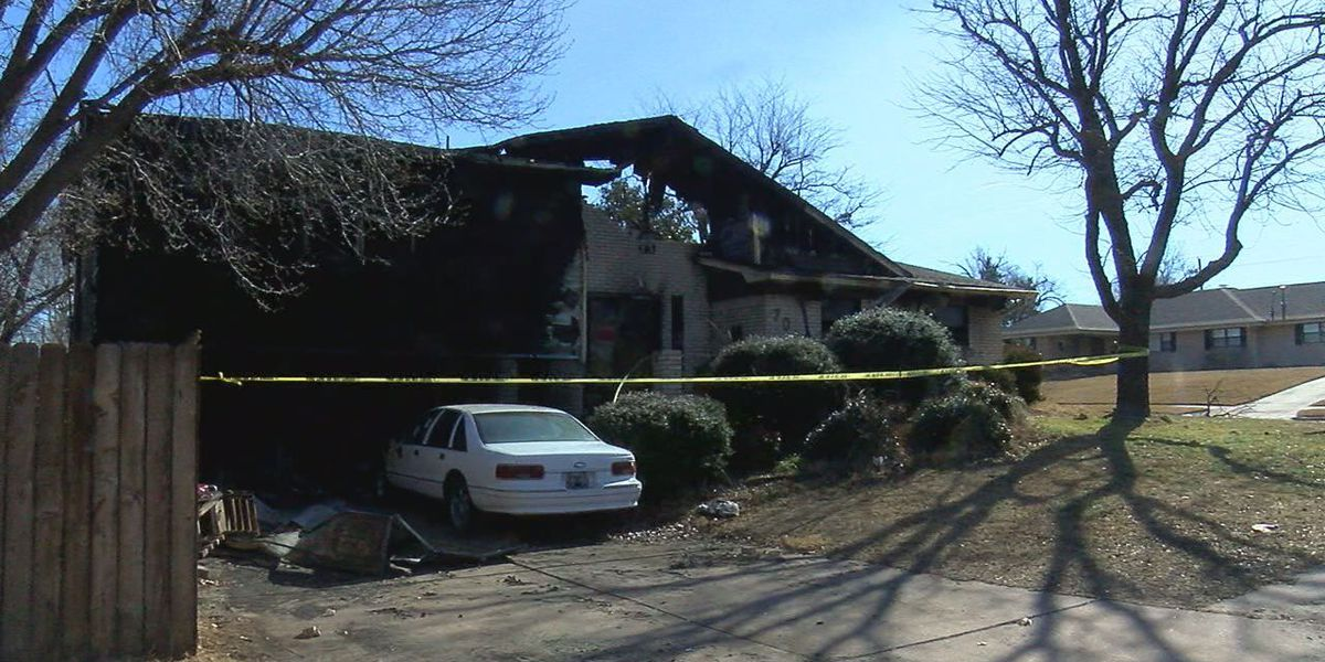 Lawton family asking for help after fire destroys home