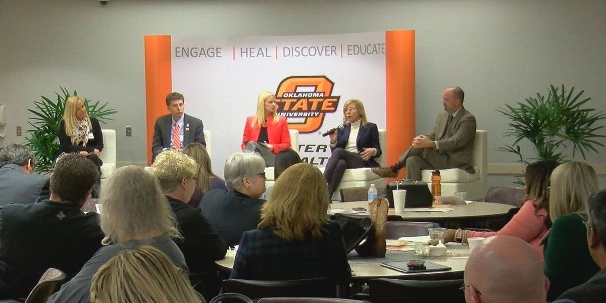 Law enforcement agencies, and policy leaders discuss Opioid Addiction Crisis