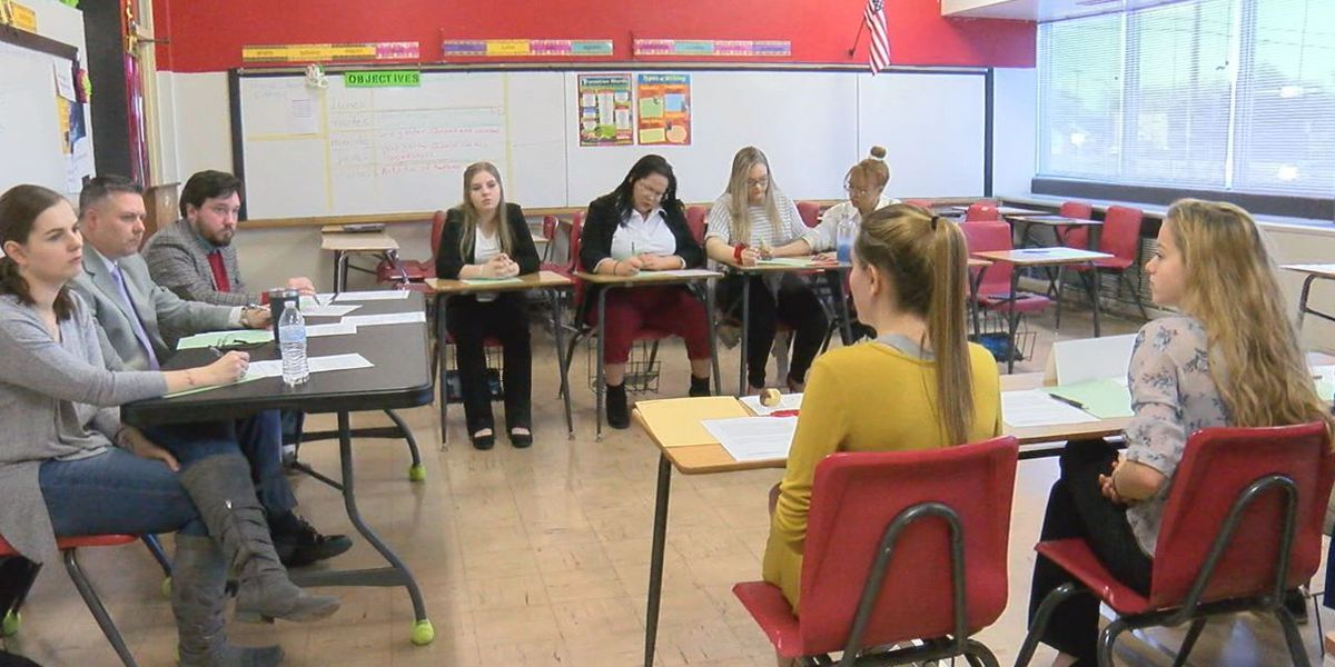 LHS students prepare for ethics bowl