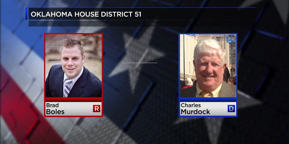 Two Marlow residents running for vacant District 51 seat