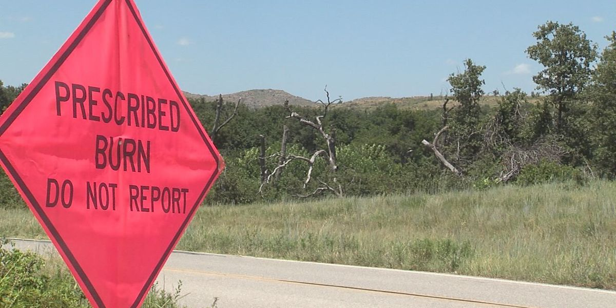 Prescribed burn planned on Fort Sill