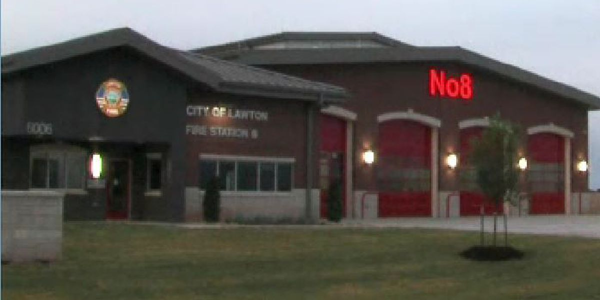 Grand opening for Lawton's newest fire station