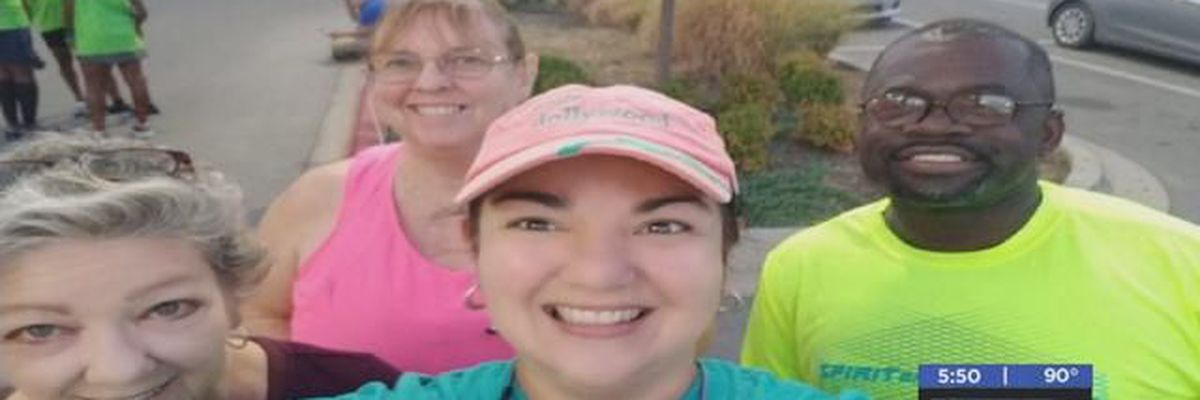 MEDWATCH: Mother and daughter train for Spirit of Survival