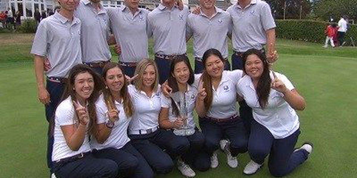 Dalke helps USA win Junior Ryder Cup