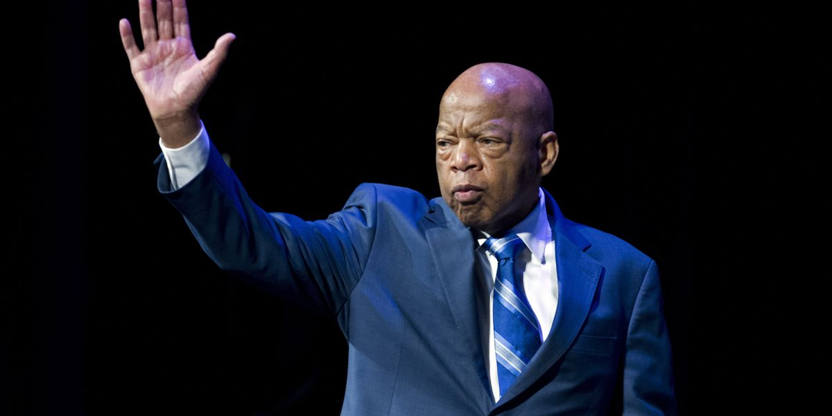 Hall wins runoff to briefly fill seat of late Rep John Lewis