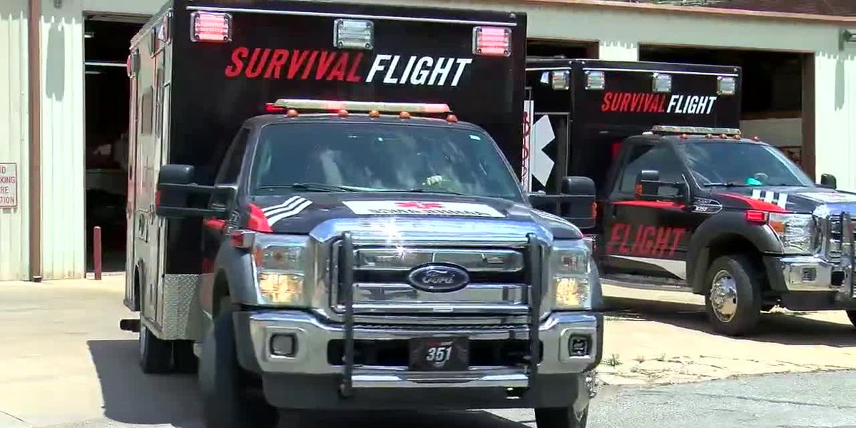 Survival Flight steps up to serve Cotton County