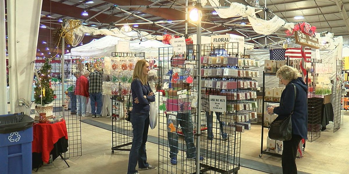 45th annual Craft Harvest Craft Show comes to the Comanche County Fairgrounds