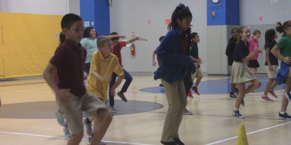 Freedom Elementary School named one of America's healthiest schools