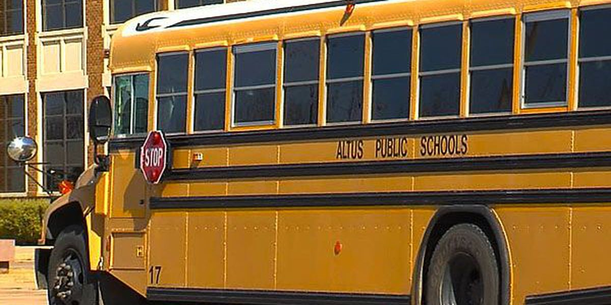 Altus changes where young students go to school