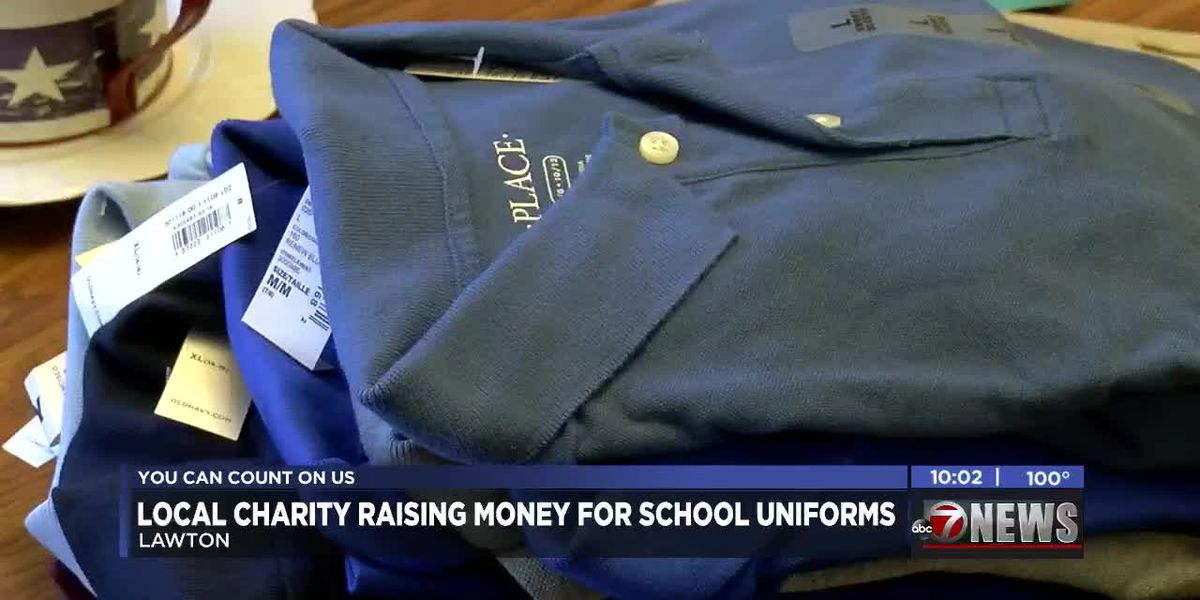 Lawton charity raising money for new school uniforms