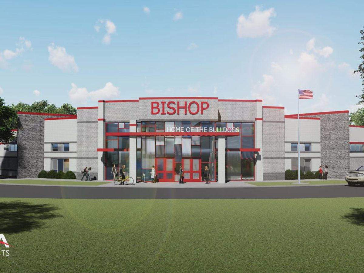 New middle school at center of Bishop Public School bond