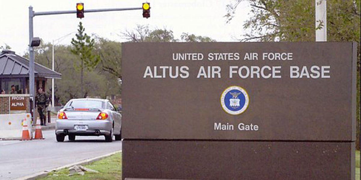 Altus AFB transitioning Health Protection status